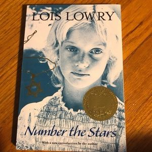 Number the Stars by Lowis Lowry